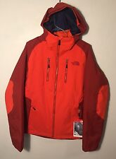 The North Face Sumner 3 in 1 Ski Snowboard Coat Orange NEW Men's Medium $249