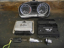 SKODA Fabia 5J 2008 ECU Kit Set 1.4TDI 045906019CD Manual Inc Iva