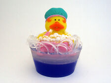 Duck Toy Soap Bathtime Ducks Embeds Fun Soap For Kids Spa Rubber Ducky Soap NEW