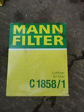 Filtre à air (mann-filtre c 1858/1)