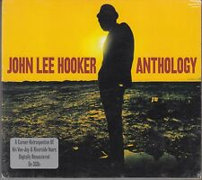 John Lee Hooker - Anthology, 3CD 60 Tracks Neu