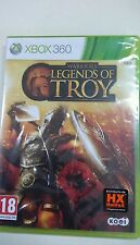 WARRIORS LEGENDS OF TROY XBOX 360