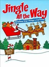 NEW Jingle All the Way Sing Along [Digipak] by Various Artists (CD, DVD)