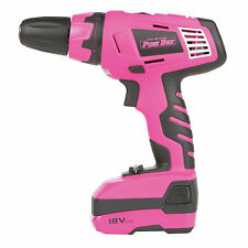 18-Volt Lithium Ion Rechargeable Cordless Drill