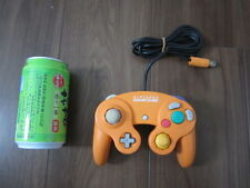 USED Gamecube game cube Controller Orange free shipping from Japan nintendo
