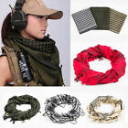 Hot Army Military Tactical Keffiyeh Shemagh Scarf Shawl Neck Cover Head Wrap