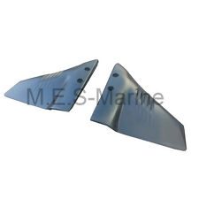 HYDROFOIL STABILISER FINS FOR 60-200 HP OUTBOARD ENGINE, FISHING, RIB, BOAT