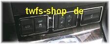 D Ford Mondeo MK 3 Chrom -  Rahmen für Schalter ESP Sitz - Edelstahl poliert