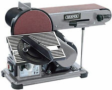 Draper 53005  375w 230v belt and disc sander
