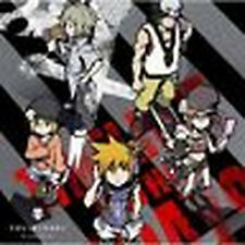 Subarashiki Kono Sekai  SOUNDTRACK CD Crossover ds