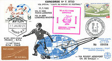 "FFC SPAIN ""CONCORDE / FIFA World Cup - 1/2 Final France - West Germany"" 1982"