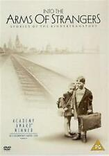 INTO THE ARMS OF STRANGERS STORIES OF THE KINDERTRANSPORT WARNER UK DVD NEW RARE