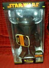 "STAR WARS HIKARI Toys 9"" Hot Figure Boba fett Celebration Midnight LTD"