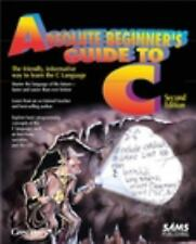 Absolute Beginner's Guide to C 2nd Edition - Perry, Greg - Paperback