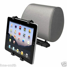 Universal In Car Headrest Back Seat Holder Mount for iPad 1 2 3 4 Air 5 6 Tablet