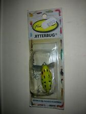 Fred Arbogast Jitterbug Fishing Lure - 630-06 - 1/4 oz.  - New!!!  (CR 1)