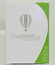 Corel DRAW CorelDRAW Graphics Suite X7 Full Version with Media for Windows PC