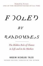 Incerto: Fooled by Randomness : The Hidden Role of Chance in Life and in the Ma…