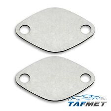30. EGR valve blanking plates for ESPACE LAGUNA MASTER TRAFIC MOVANO 2.2 2.5 dCi