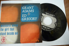 "GRAND ADAMS&ED GREGORY""WESTERN UNION-disco 45 giri BENTLER It 1970"""