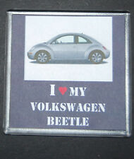 VW Beetle - Coaster - Super birthday gift - Customise to your requirements