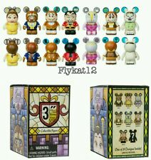 Disney Parks Collectible Vinylmation Beauty and the Beast Series 2 Figure -Lot 7