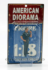 American Diorama Figure: LAPD Officer Jake 1:18 Scale