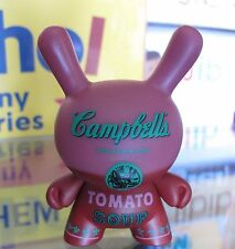 Kidrobot Andy Warhol Dunny Series Campbell's  - open blindbox
