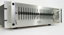 Rotel Stereo Octave Equalizer Re 900 ( Rare Top Of The Line Series ) MINT