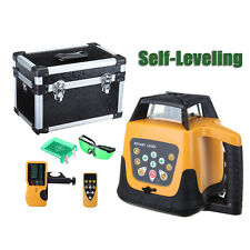 Self-leveling Rotary/ Rotating Green Laser Level 500M Range