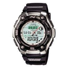 Casio AQW-101J-1AJF sports gear Moon Data Watch Genuine Shipment from Japan