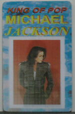 MICHAEL JACKSON HIStory Tour Special Seating Pass 3D #5