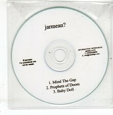 (EV109) Jarmean?, Mind The Gap - DJ CD
