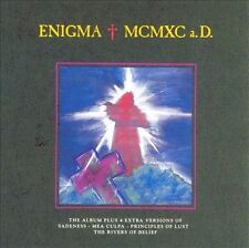 MCMXC A.D. [UK Bonus Tracks #1] by Enigma (CD, Jan-2004, Emi/Virgin)