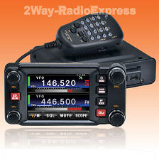YAESU FTM-400 XDE DUAL BAND C4FM/FM, TOUCH DISPLAY! UNLOCKED TX!! FTM-400 XDR