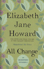 All Change BRAND NEW BOOK by Elizabeth Jane Howard (Paperback, 2014)