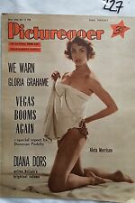 PICTUREGOER,1956 APRIL14,ALETA MORRISON,DIANA DORS,ALMA COGAN,GLORIA GRAHAME