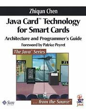Java Card (tm) Technology for Smart Cards: Architecture and Programmer-ExLibrary