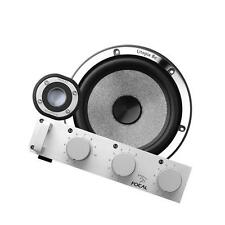 "FOCAL UTOPIA BE KIT N°6 PASSIVE 6-12"" 6W2 Be + TBe + CrossBlock MADE IN FRANCE"