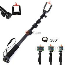 Extended Handheld Monopod Selfie Stick Pole for iPhone 7 7 Plus 6s Gopro 4+