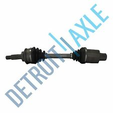 Front Passenger Side CV Axle Drive Shaft ABS A/T CVT - Made in the USA