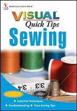 Sewing VISUAL Quick Tips-ExLibrary