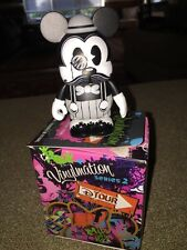 "DISNEY VINYLMATION 3"" D-TOUR SERIES 2 MOUSTACHE MICKEY MOUSE FIGURE (AH)"