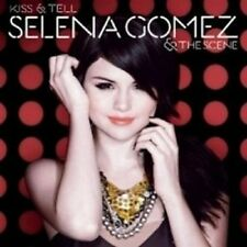 "Selena Gomez & the Scene ""Kiss & Tell"" CD NUOVO"