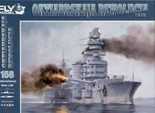 Gomix FLY 156 - Schlachtschiff Oktoberrevolution ex. Gangut  1:200+Lasercutteile