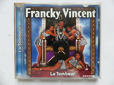 CD Album FRANCKY VINCENT Le tombeur 3017712