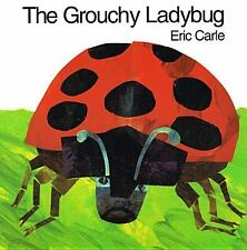 Grouchy Ladybug by Eric Carle (1999, Hardcover)