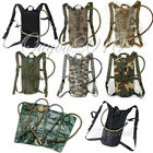 New Style Hydration System 3L Water Bag Pouch Backpack Bladder Hiking Climbing