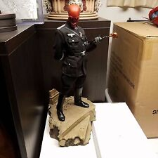 Sideshow Collectibles, Red Skull Premium Format 1/4 Scale, Exclusive Statue