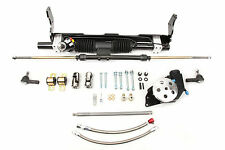 Unisteer Steering Rack and Pinion Chevy Power Pump Kit 58-64 Impala